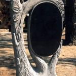 Надгробный памятник в виде дерева