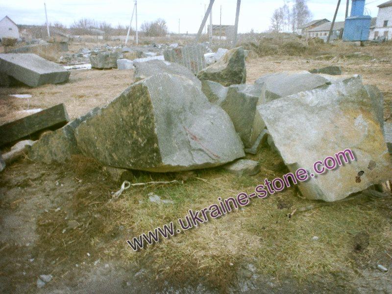 Камень под производство памятников