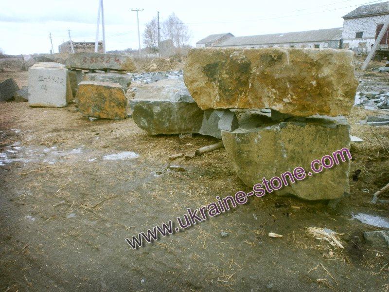 Камень гранит большые куски