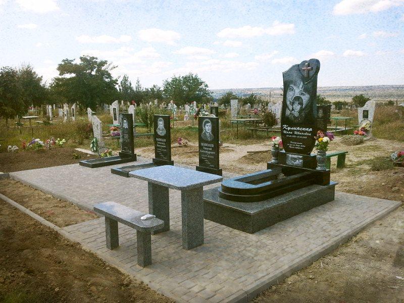 Памятники семейные