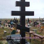 Гранитные кресты