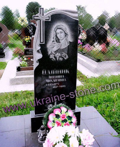 Памятник гранитный с крестом цена