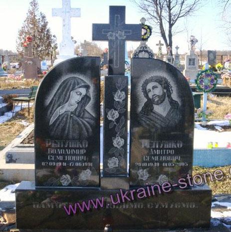 памятник на могилу мужу фото